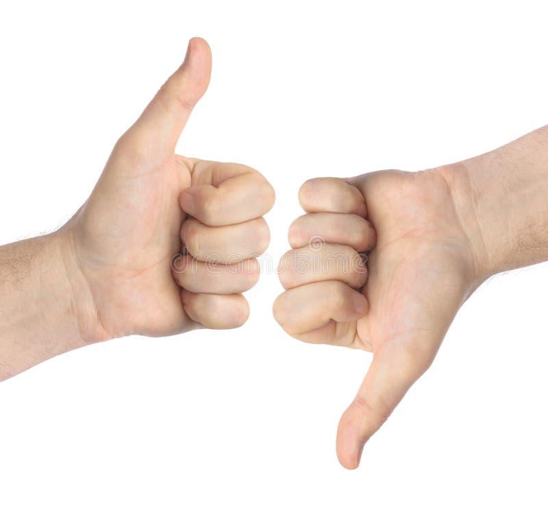 gesturing χέρια δύο στοκ φωτογραφία με δικαίωμα ελεύθερης χρήσης
