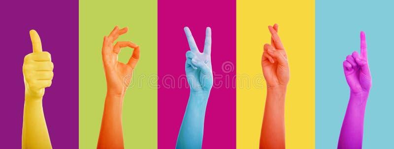 gesturing χέρια στοκ φωτογραφία με δικαίωμα ελεύθερης χρήσης