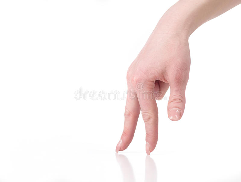 Download Gesturing. stock image. Image of unrecognizable, isolated - 33282475