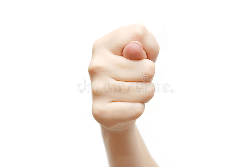 Download Gesturing hand stock image. Image of fico, gesture, offensive - 10862967