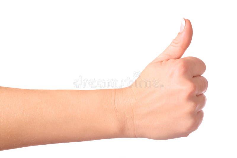 Download Gesturing hand OK stock image. Image of gesturing, people - 6945097