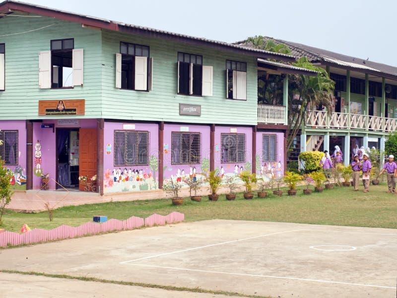 Download Gesubsidieerde Lage School In Thailand 4 Redactionele Fotografie - Afbeelding bestaande uit siam, azië: 29504122