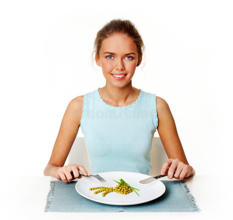 Gesunde Ernährung stockfoto