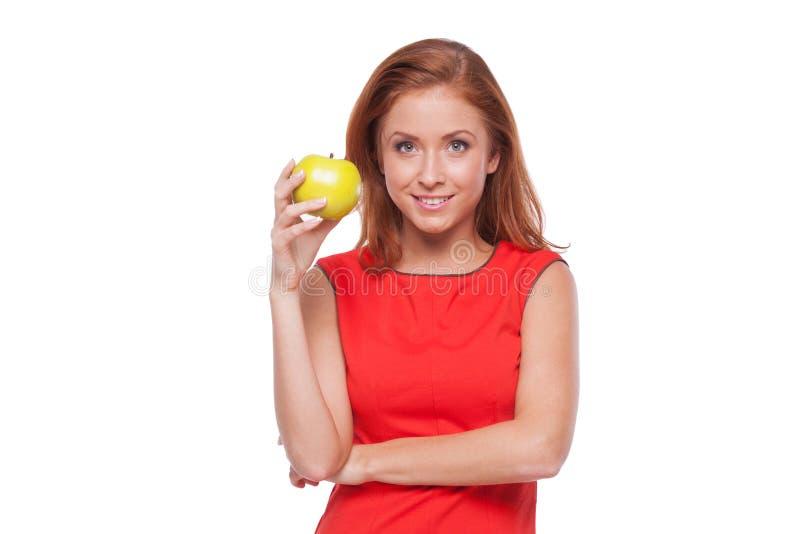 Gesunde Ernährung stockbild