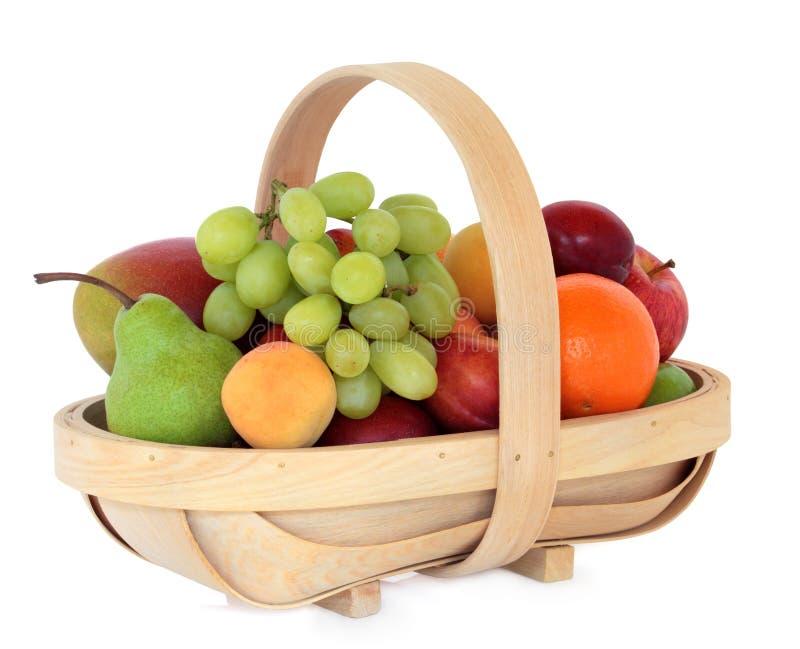 Gesunde Frucht stockbild