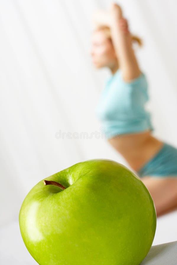 Gesunde Lebensart stockbild