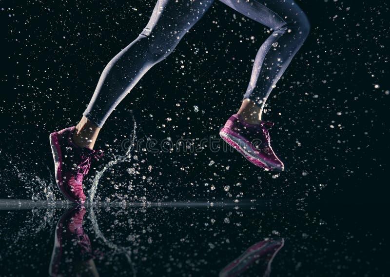 Gesunde Lebensstil- und Sportkonzepte lizenzfreies stockfoto