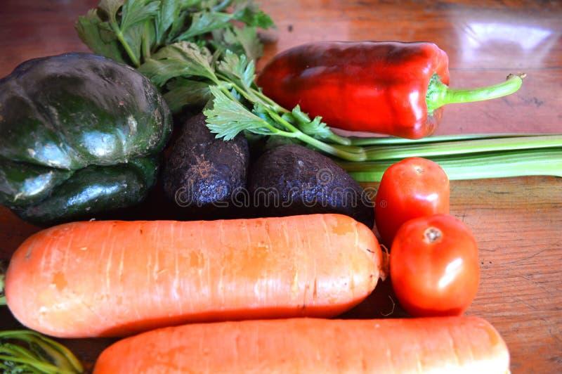 Gesunde Nahrung stockbilder
