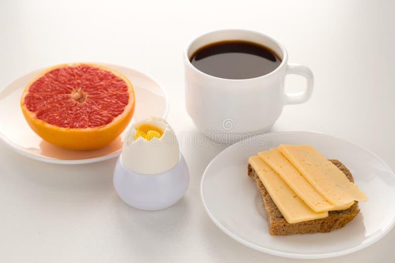 Gesunde Nahrungsmittel zum Frühstück lizenzfreies stockfoto