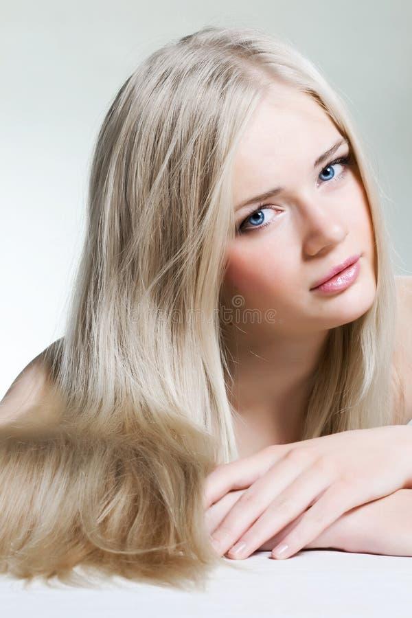 Gesunde Schönheit lizenzfreies stockbild