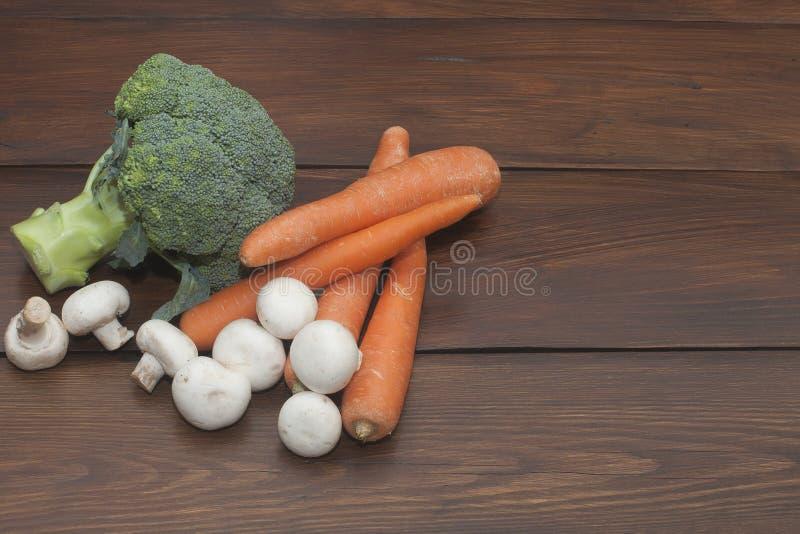 Gesunde vegetarische Nahrung stockfoto