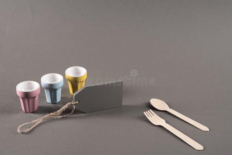 Gesunder Raum für essen und trinken stockfotografie