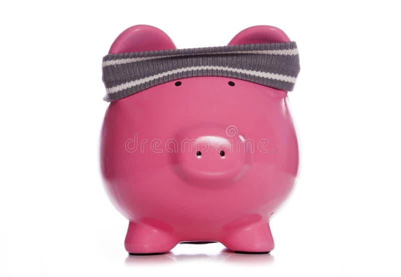 Gesundes Bankguthaben stockbild