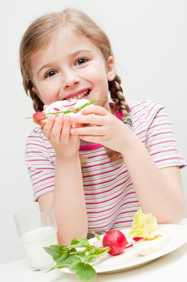 Gesundes Frühstück lizenzfreie stockbilder