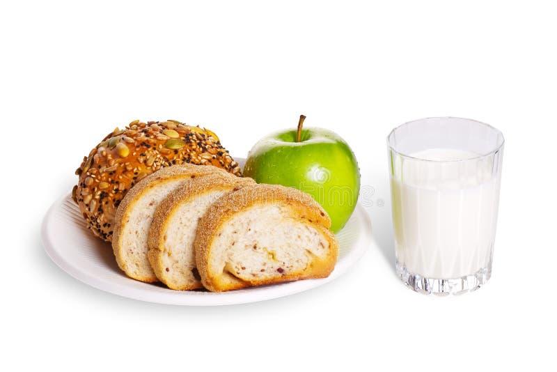 Gesundes Frühstück stockbilder