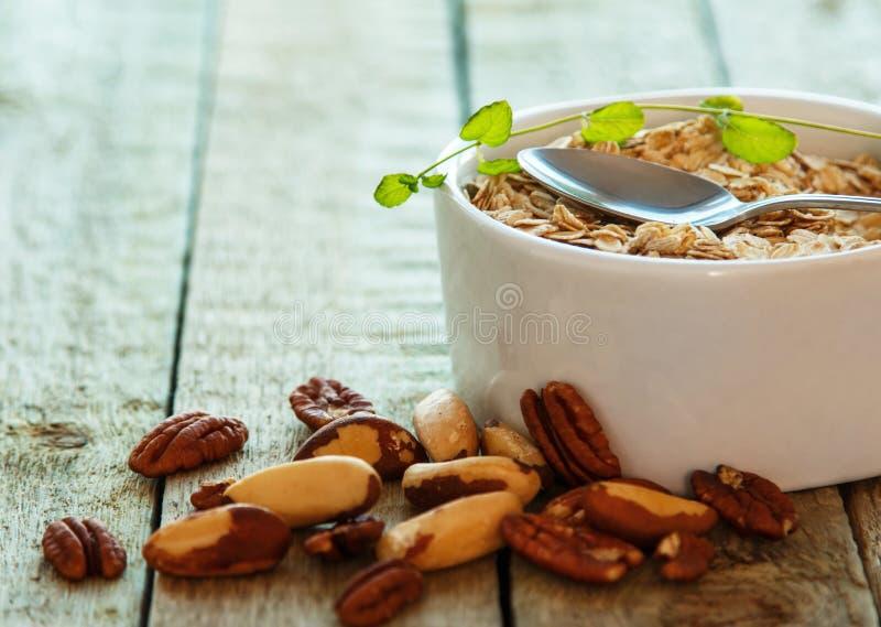 Gesundes Frühstück lizenzfreies stockfoto