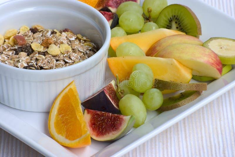 Gesundes Frühstück lizenzfreies stockbild