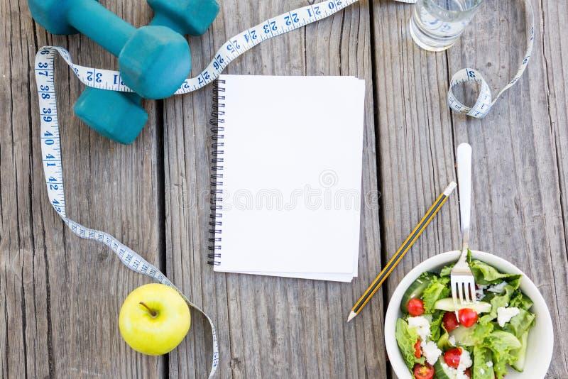 Gesundes Material für gesunden Lebensstil lizenzfreies stockbild