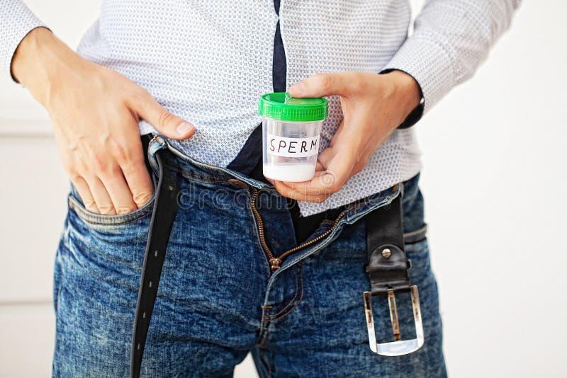 gesundheit Beispielsamenzellen Spendersamenzellen-Abschluss-Konzept von Bank-Samenzellen I lizenzfreie stockfotos