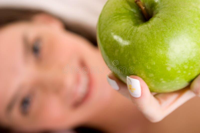 Gesundheit und Schönheit stockbild