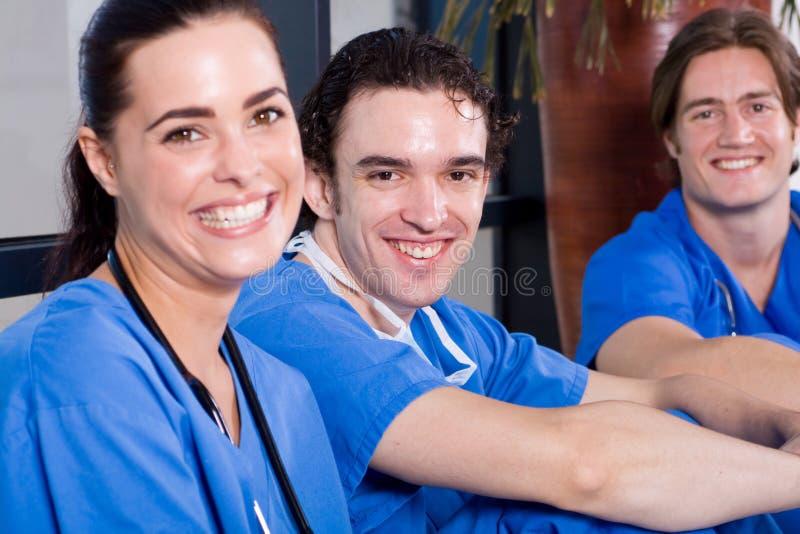 Download Gesundheitspflegedoktoren stockfoto. Bild von diskussion - 9085776