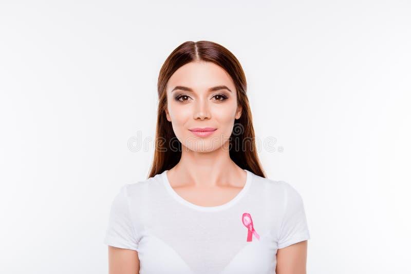 Gesundheitswesen, Frauen und Medizinkonzept Porträt von lächeln Sie lizenzfreie stockfotos