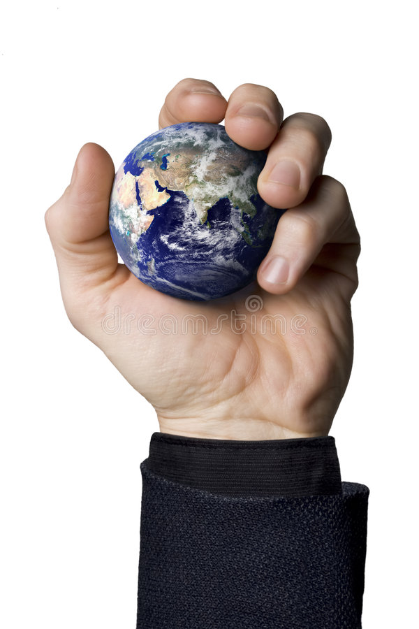 Download Get A Grip On Global Business Stock Photo - Image: 824854