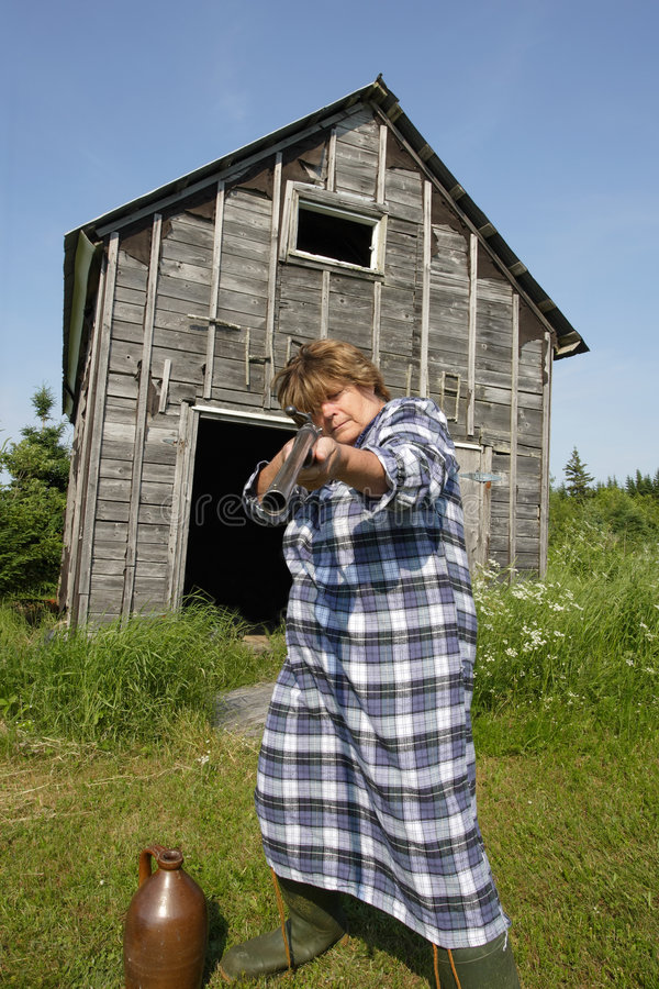 Download Get off my property stock photo. Image of armed, farm - 9071594