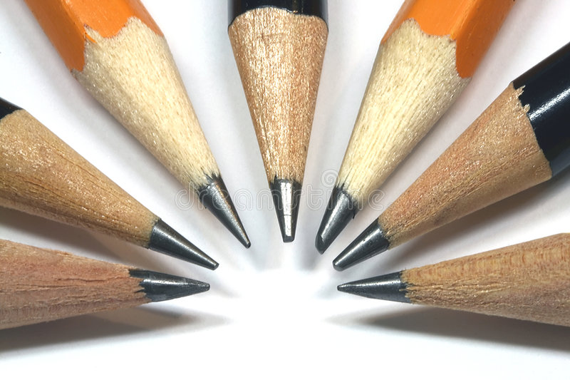 Download Get The Point stock photo. Image of write, lead, pencil - 3936296