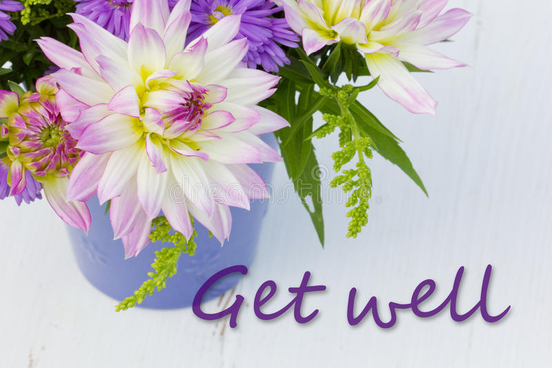 Get well stock photography