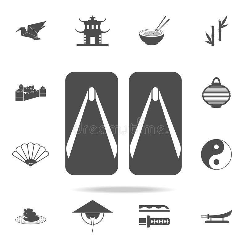 Geta Icon Set Of Chinese Culture Icons Web Icons Premium Quality