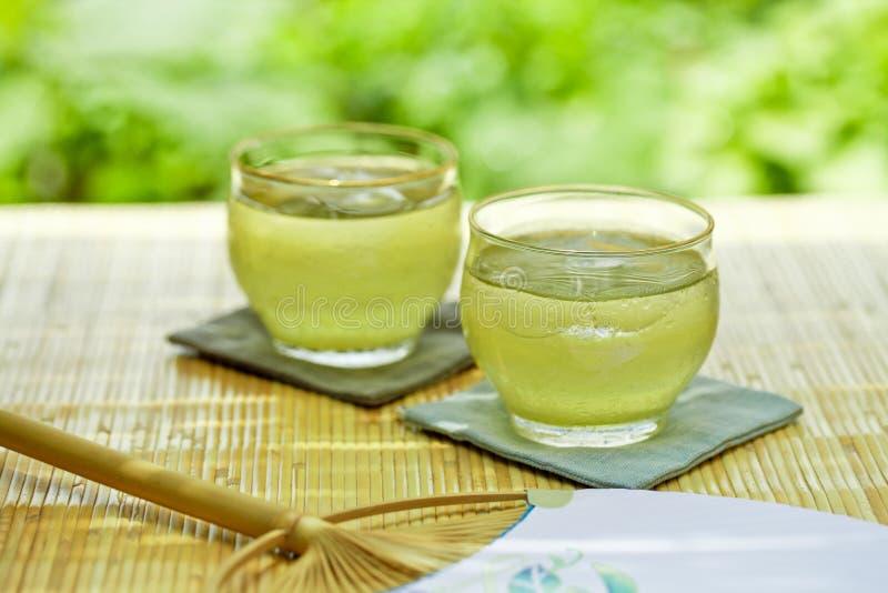 Getränk des Sommers in Japan lizenzfreies stockfoto