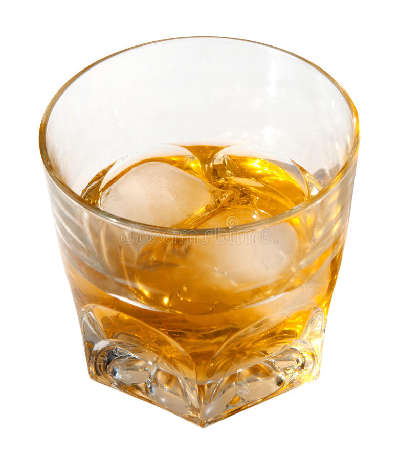 Getränk-Getränk mit Ausschnitts-Pfad lizenzfreies stockfoto