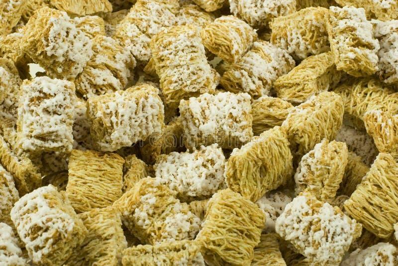 Getreide-Hintergrund lizenzfreie stockfotografie