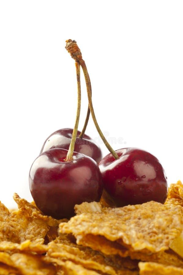 Getreidefrühstück stockfotos