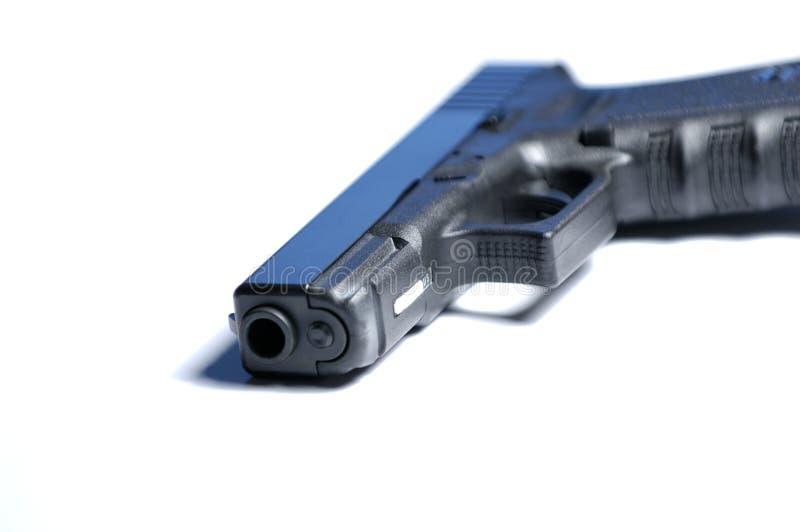 Getrennte Pistole Stockfoto
