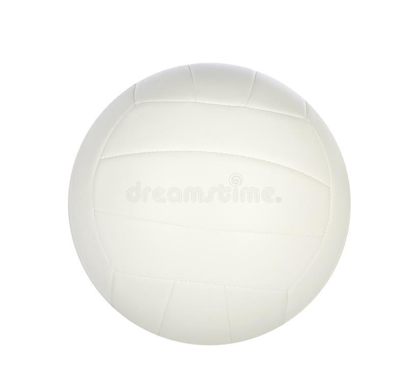Getrennter Volleyball lizenzfreies stockfoto