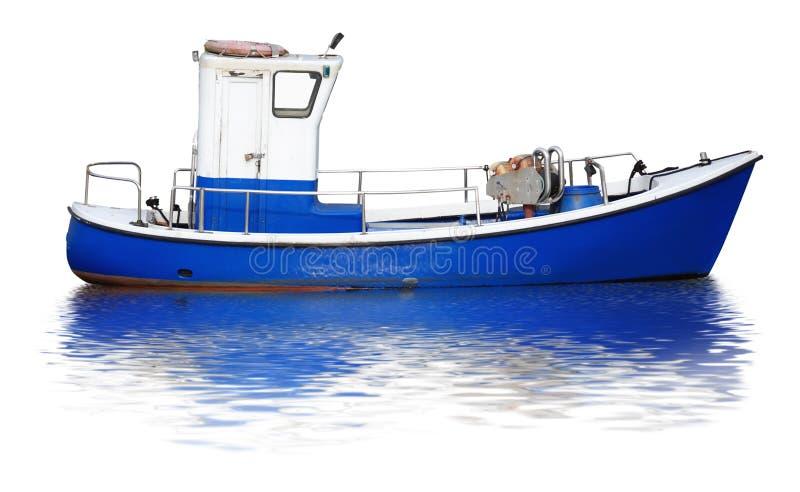 Getrenntes Boot lizenzfreies stockbild