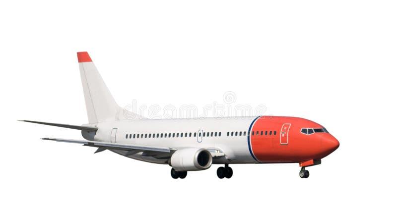Getrenntes Strahlen-Verkehrsflugzeug 2 lizenzfreie stockfotos