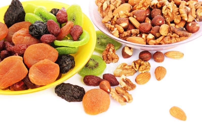 Download Getrocknete Früchte Und Muttern Stockbild - Bild von gesund, aprikosen: 27733911