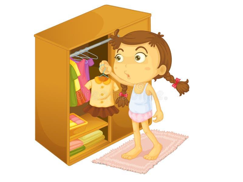 getting dressed stock vector illustration of singlet 24456534 rh dreamstime com child getting dressed clipart boy getting dressed clipart