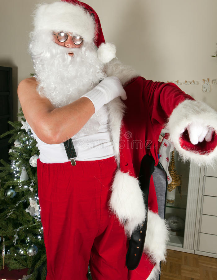 Download Getting Dressed For Christmas Stock Photo - Image: 21695602