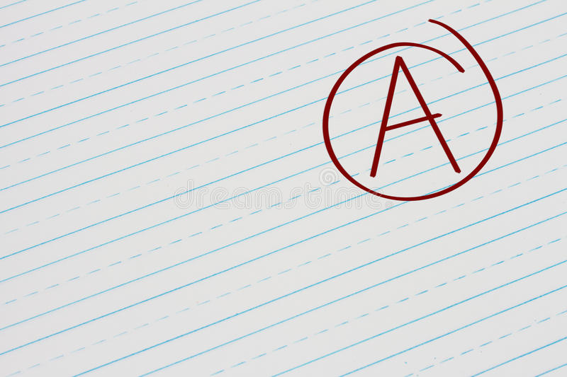 Download Getting the grade stock image. Image of circle, teach - 29675309