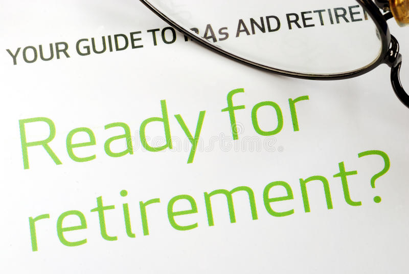 Download Getting Ready For Retirement Stock Photo - Image: 22200916