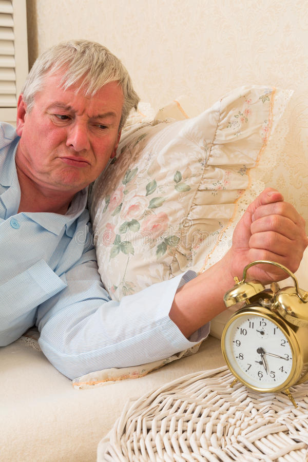 Download Getting up in the morning stock image. Image of awake - 25960163