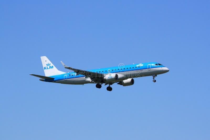 Getto regionale di KLM immagine stock