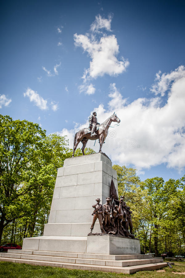 gettysburg images stock