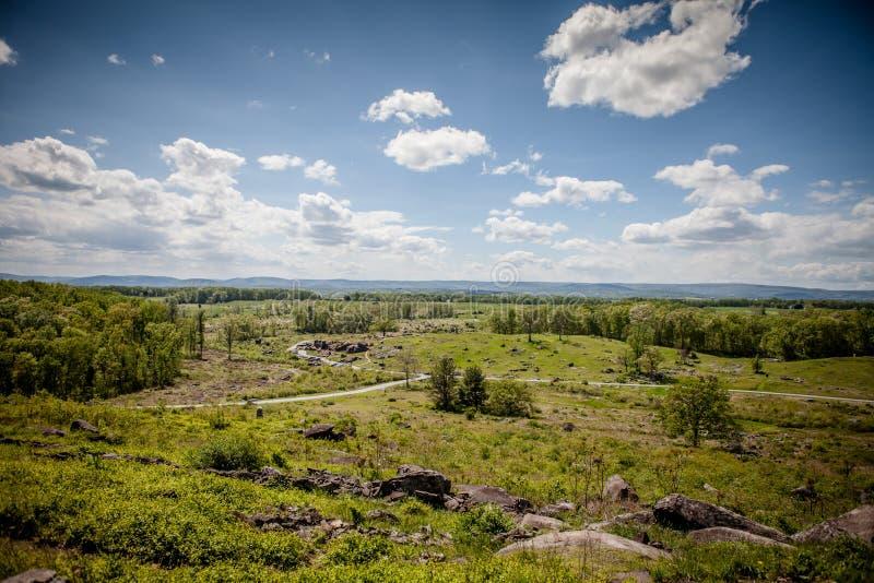 gettysburg photo libre de droits