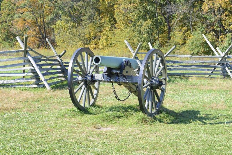 Gettysburg Battlefield royalty free stock photography