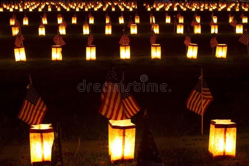 Gettysburg luminarz Obserwujący zdjęcia royalty free